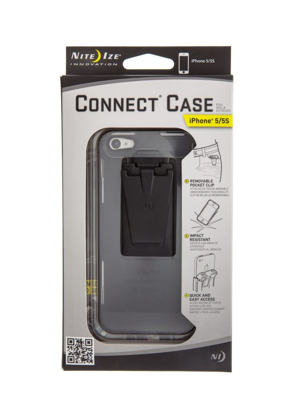 NiteIze Connect Case iPhone 5/5S kaitseümbris
