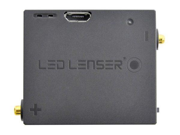 Led Lenser SEO 7R, MH6 aku