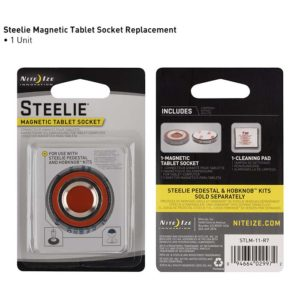 NiteIze Steelie Magnetic Tablet Socket
