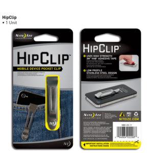 NiteIze HipClip mobiiliklamber