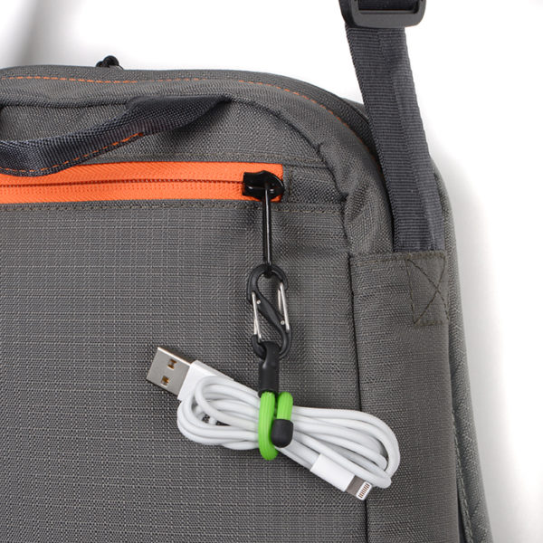 NiteIze Gear Tie Clippable