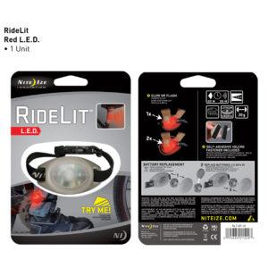 NiteIze RideLit LED ohutusvalgustus