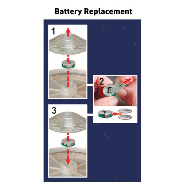 NiteIze Flashflight Dog Disc LED valgustusega disc lemmikloomale