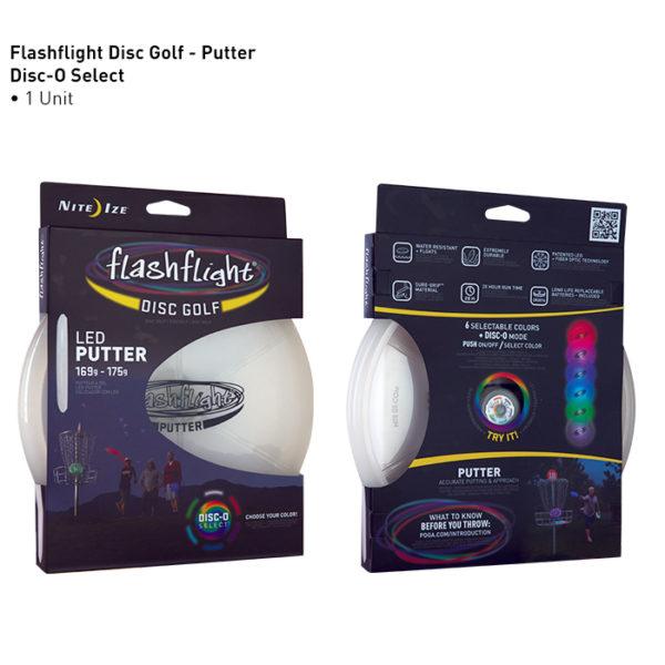 NiteIze Flashlight LED DiscGolf