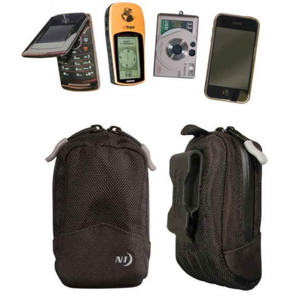 NiteIze Backbone Case mobiiltarvikute kott