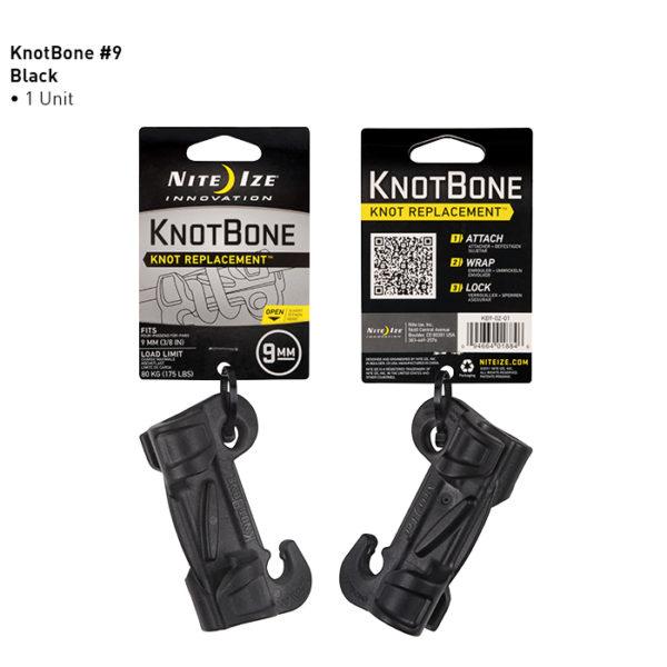 NiteIze Knot Bone #9