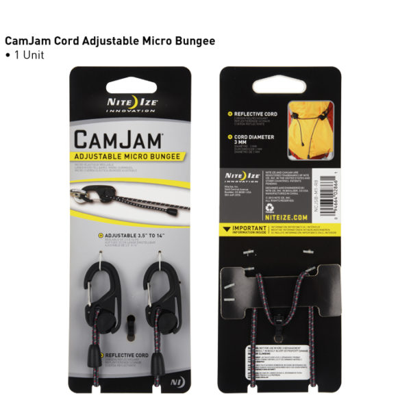 NiteIze CamJam Micro Bungee