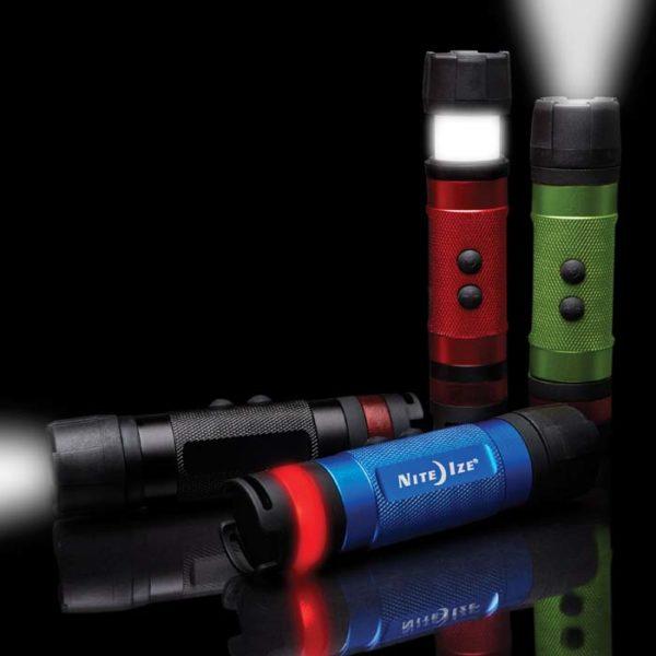NiteIze 3in1 LED Mini flashlight