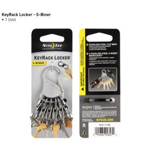 NiteIze KeyRack Locker
