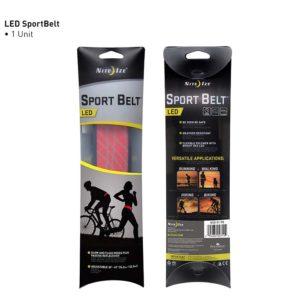 NiteIze SportBelt Red LED