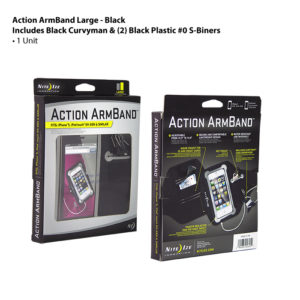 NiteIze Action Armband mobiilihoidik