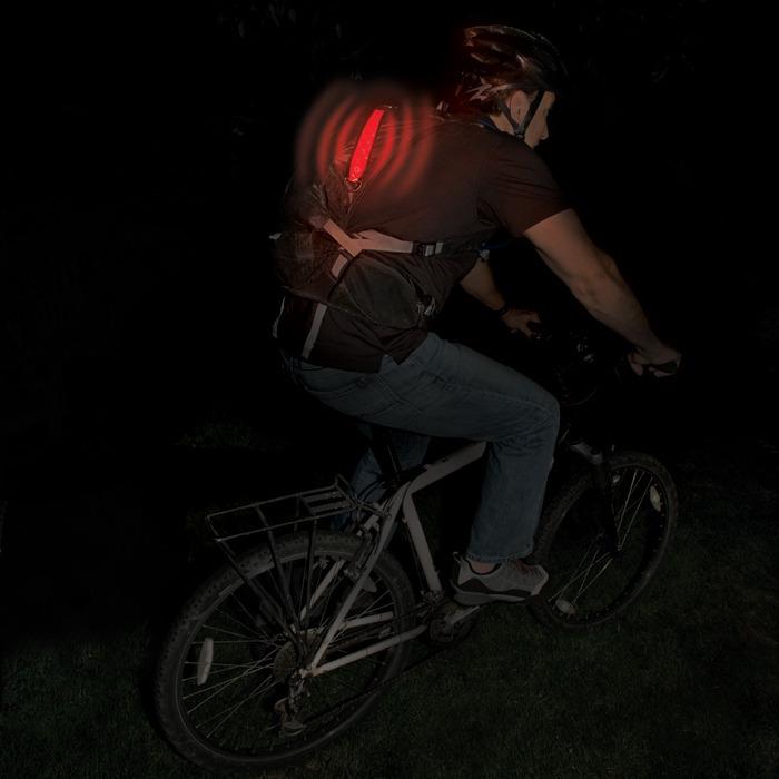 NiteIze Marker Band Red LED helkurriba