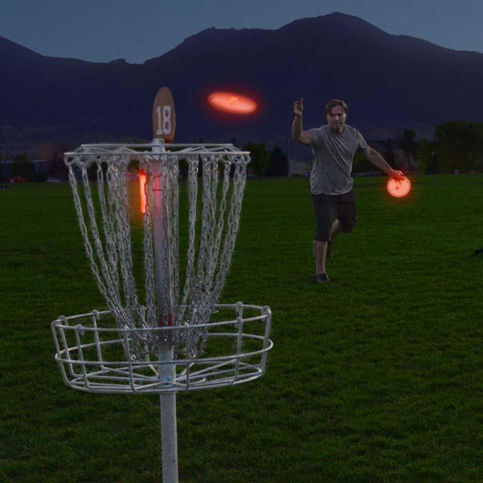 NiteIze Disc Golf LED Target Light