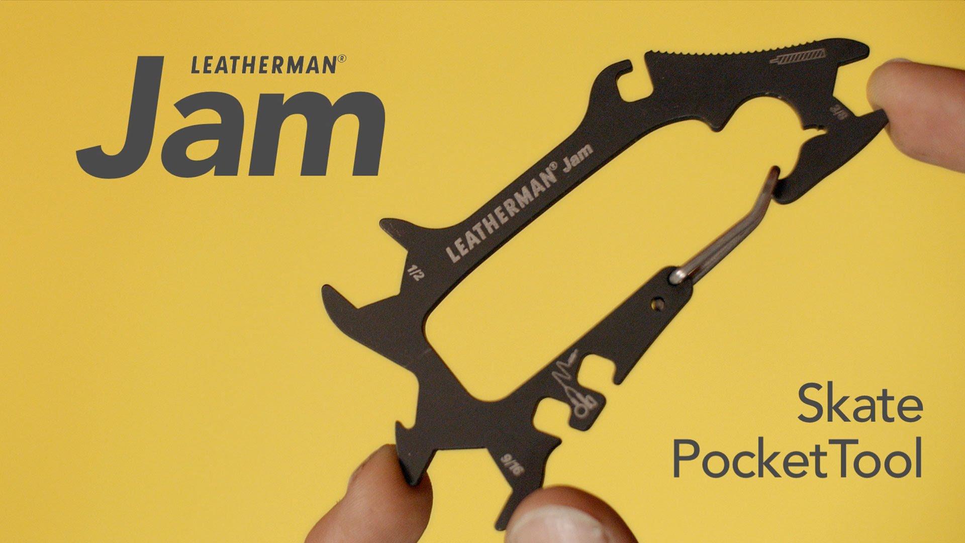Leatherman Jam